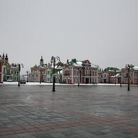 Площадь Никонова