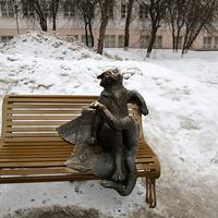 "Статуя ""Йошкин кот"""