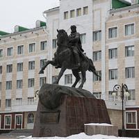 Памятник князю Оболенскому-Ноготкову