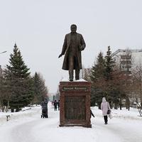 Памятник Аркадию Степановичу Крупнякову