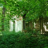 Дом пионерского лагеря