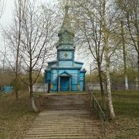 Михайлин.Церква.