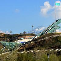Комплекс лыжных трамплинов «Сункар»