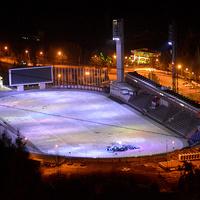 Городской ледовый каток «Медеу»