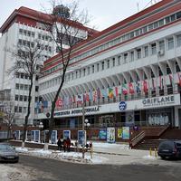 Здание в городе