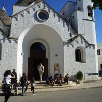 Церковь-трулло в Альберобелло