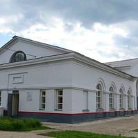 Вокзал станции Пашия