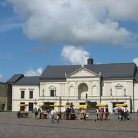 Старое здание театра