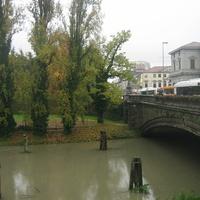 Местная река Бакилионе
