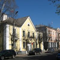 Городская Дума и мэрия Пскова
