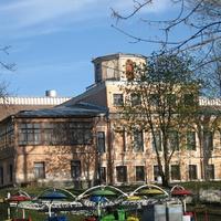 Детская библиотека с музеем Каверина