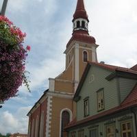 Лютеранский храм Св. Елизаветы