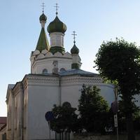 Русская церковь Рождества Пресвятой Богородицы
