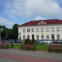 Волковыская площадь Ленина