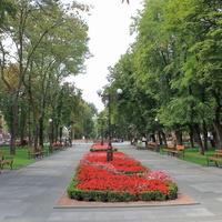 Сквер Октябрьский