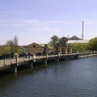 Станция ГЭС