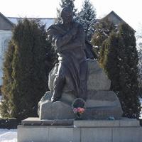 Кобзаря на земле Тараса и Богдана
