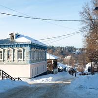Улица в Боровске