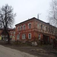 Бывшее Белёвское мужское городское училище