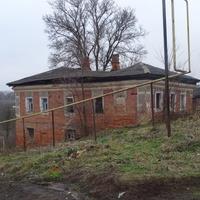 Старый дом на улице Софьи Перовской