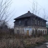 Дом на Базарной плоащди
