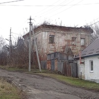 Старинный дом на улице Беликова