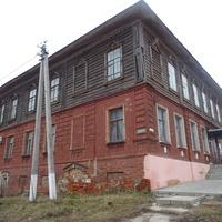 Здание старой монастырской гостиницы, конца 19 века