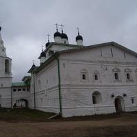 Собор старого Анастасьева Одоевского монастыря