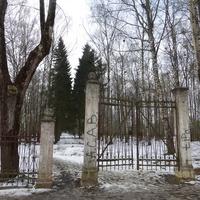 Ворота сада