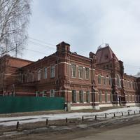 Калязинский машиностроительный техникум в Калязино