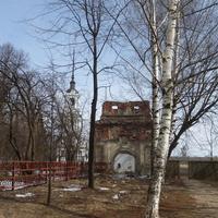 Надвратная часовня при Вознесенской церкви