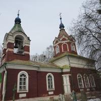 Кладбищенская Введенская церковь