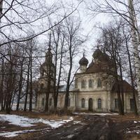 Богоявленская церковь в слободе Свистуха