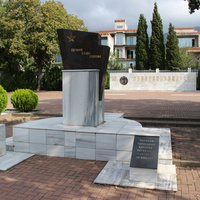 Братская могила моряков торпедных катеров (1942-1943 гг).
