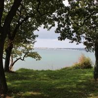 Вид на Геленджикскую бухту.
