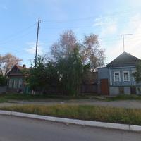 Жилые дома на улицах города