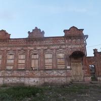 Здание в центре города