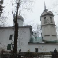 Церковь Дмитрия Мироточивого