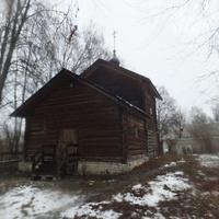 Деревянная Варваринская церковь