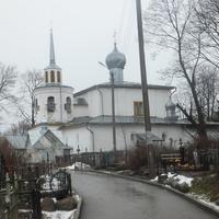 Храм Иоанна Богослова на Мишаркиной горке