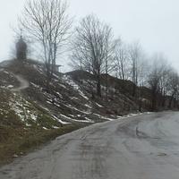Дорога в Любятово
