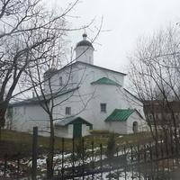 Храм Ильи Пророка Мокрого, быв. Ильинского монастыря