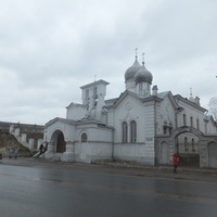 Храм Варлаама Хутынского