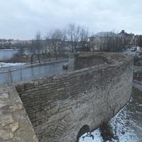 Остатки Варлаамовского захаба