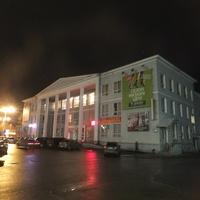Здание ДК профсоюзов
