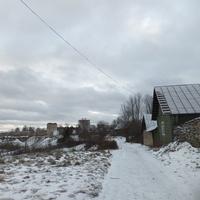 Новая Изборская крепость на Журавьей горе.