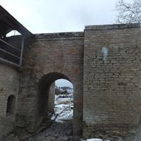 Ворота Никольского захаба