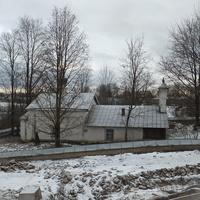 Храм Сергия Радонежского и Никандра Псковского