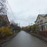 Улица в поселке Северный