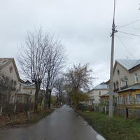 Улица в поселке